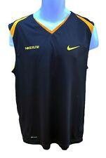 NEW Nike Elite Basketball Vest Shirt Jersey Black M