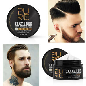 Men's professional hair mud matte fragrance hair wax lasts for all hair types uk