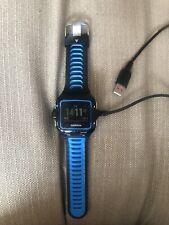 Garmin 920XT Multisport GPS Watch - Black/Blue