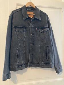 Veste en jean LEVI'S TRUCKER Vintage Fit 2021 Neuve taille XL