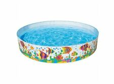 Intex Pool For Sale Above The Ground Ocean Reef Kids Outdoor Play Equipment Toy