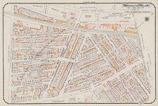 1913, CHARLES E. GOAD, MONTREAL, CANADA, CONGREGATIONAL CHURCH, COPY ATLAS MAP