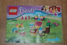 LEGO Friends 41088 - Le dressage du chiot 100 % complet