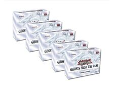Yugioh Ghosts From The Past Sealed Display Box (5 Packs of 3 Boosters) 1st Ed