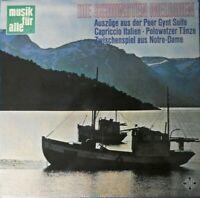 Die schönsten Melodien Joseph Keilberth musik für alle Telefunken NT202 LP143