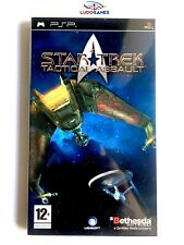 Star Trek Tactical assault PSP Juego Completo Playstation Videojuego Retro SPA