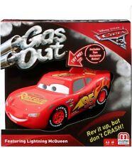 Gas Out Disney/Pixar Cars Lightning McQueen Card Game NIB