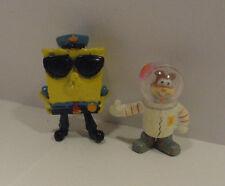 Spongebob Squarepants Nickelodeon Viacom Toy Figures set of two