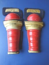 Vintage CCM  39 Hockey Knee Pads 20 Inches length