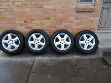FORD TERRITORY 17X7.5 ALLOY WHEELS & CAPS PCD 114.3