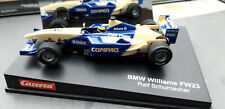 Carrera Evolution 25437 Formel 1 BMW-Williams FW 23 Ralf Schumacher No. 5