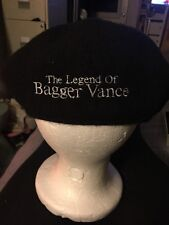 Vintage The Legend Of Bagger Vance Film Cast & Crew Golf Cap Sz S/M Wool RARE