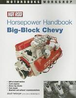 Hot Rod Horsepower Handbook: Big-Block Chevy (Motorbooks Workshop), All Deals, N