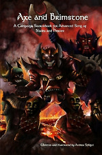Axe and Brimstone Campaign Sourcebook-Ganesha Games Fantasy - Alternative Armies