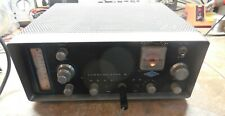 Gonset Communicator Com IV Two 2 Meter Transceiver Ham *Works* with 1 xtal