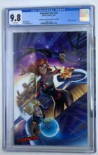 Marvel's Fantastic Four #15 New York Comicon Campbell Variant CGC 9.8