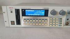 Akai S 1000 Vintage Sampler // Synthesizer // LED Display