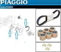 Kit Révision Courroie galets Guides D'Origine Aprilia Scarabeo 500 2003-2006