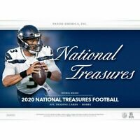 2020 Panini NATIONAL TREASURES HOBBY (4) BOX-PICK YOUR TEAM GROUP BREAK