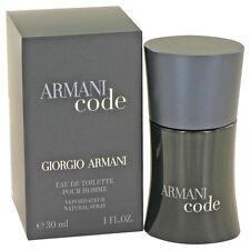 Armani Code Cologne By GIORGIO ARMANI FOR MEN 1 oz Eau De Toilette Spray