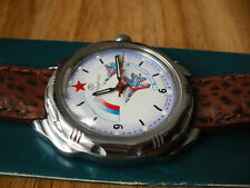"Russian Commander Watch Vostok ""Командирские"" waterproof"