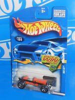 Orange Card #134 Hot Wheels 2002 Old #3