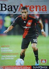 Programm 2011/12 Bayer 04 Leverkusen - SC Freiburg