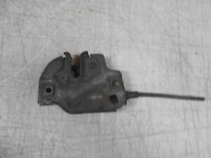 1993 Cadillac Seville STS  Factory hood latch hood catch