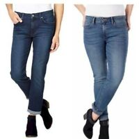 Women's Calvin Klein Slim Boyfriend Jeans Choose Size & Color