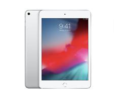 "Apple iPad Mini 5 (5th Generation) 2019 256GB 7.9"" Silver 4G Tablet CN FREESHIP"