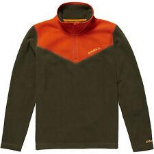 O'Neill Fleece Pullover Jumper Pb Rails Hz Fleece Dark Green Warming