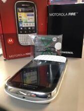 BRAND NEW GENUINE MOTOROLA FIRE XT311 SIMFREE ANY NETWORK IN ORIGINAL BOX QWERTY