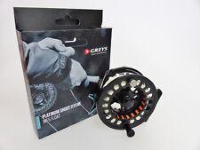 Greys GTS300 Fliegenrolle +Greys Platinum Shoot 5 Fliegenschnur Vorfach montiert