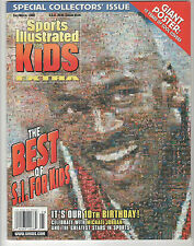 Michael Jordan 1999 Sports Illustrated for Kids Chicago Bulls *Hall of Famer*