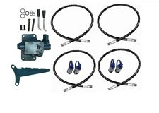 Double Spool Dual Hydraulic Remote Valve Kit for Ford Tractors