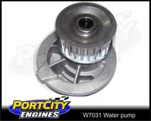 FAI Water Pump Daewoo Lacetti T18SED 1.8L DOHC 16V Without Dust Shield W7031