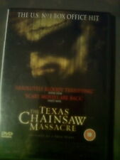 The Texas Chainsaw Massacre (DVD, 2004)