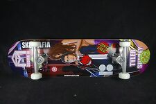 Skateboard Complete Sk8mafia Titanium Trucks Grizzly Element Spitfire Santa Cruz