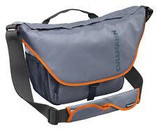 Cullmann Madrid Maxima SPORT 125 + PLUS Bag In Grigio / Arancione (UK Stock) nuovo con scatola