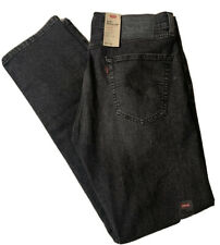LEVI'S MENS 505 STRAIGHT FIT JEANS 33 X 32
