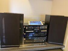 Fisher Stack Stereo CA-60A (Pls Read Description)