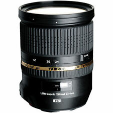 Tamron SP 24-70mm F/2.8 Di VC USD Lens for CANON DSLR CAMERA F2.8 2.8