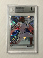 VICTOR ROBLES 2018 Bowman's Best ATOMIC SP RC #37! BGS MINT 9! RARE REFRACTOR!