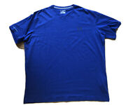 Under Armour Men's Charged Cotton Running Football Athletic Shirt Size 3XL Blue