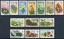Falkland Islands: 1972 Flowers (210-222) Mint