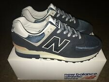 NEW BALANCE M576 NGA MADE IN ENGLAND 25TH ANNIVERSARY NAVY BRAND NEW SIZE 8.5