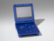 Nintendo Game Boy Advance SP Blue Handheld System-entièrement remis à neuf