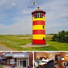 4 Tage Nordsee Wellness Kurzurlaub Ostfriesland Kurzreise  4★ Hotel Novum Emden