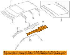 MERCEDES OEM 06-11 ML350-Exterior Roof Side Rail Left 1646370147
