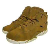 Nike Air Jordan True Flight BP Golden Harvest Sneakers 343796-725 Boys Size 3Y